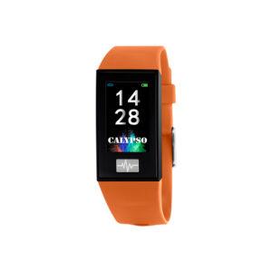 Orologio Smartwatch Digitale Festina Calypso Arancione Fitness