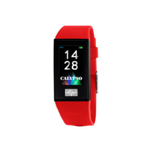 Orologio Smartwatch Digitale Festina Calypso Rosso Fitness